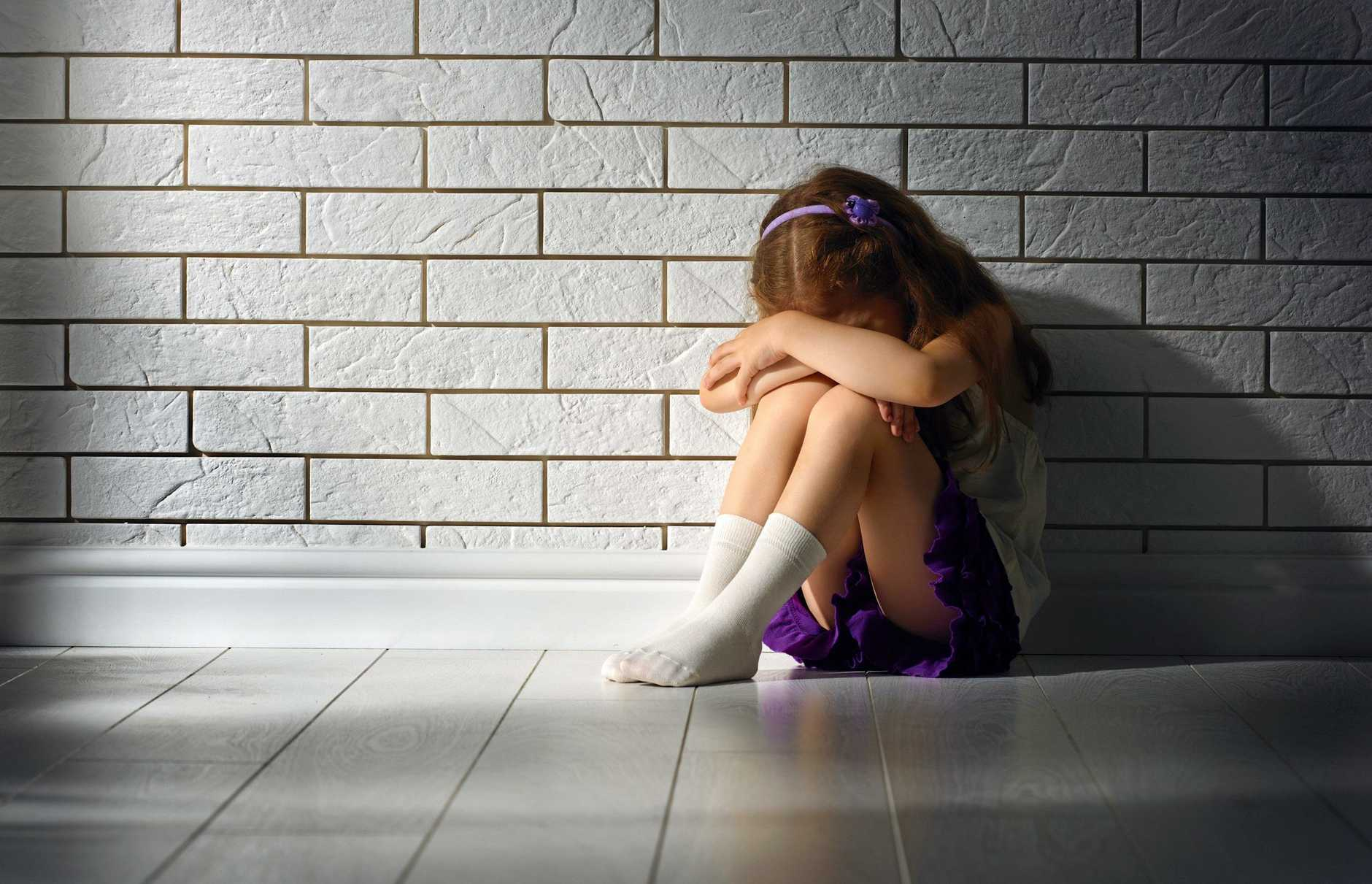 CHILD ABUSE: 300 cases of child abuse in the Mackay region have not been tended to.