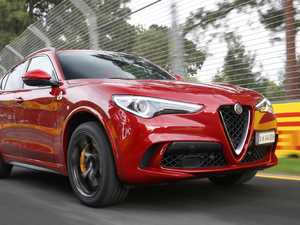 Alfa Romeo's family car that defies common sense