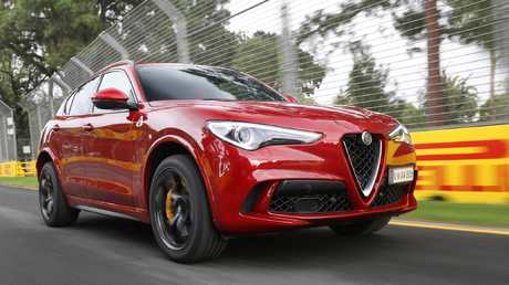 Stelvio QV: Starting price is $150K — then there are the options