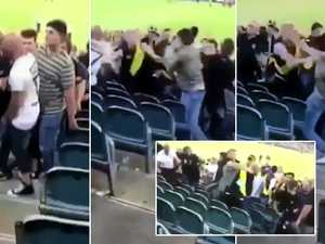 Footy thugs face bans after sickening MCG brawl