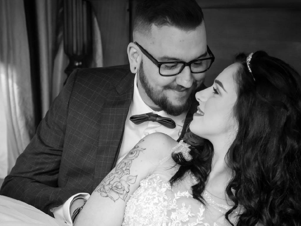 Josh and Jade Jeanes, both 27, had spent seven years trying for a baby before they had Disney. Picture: Facebook