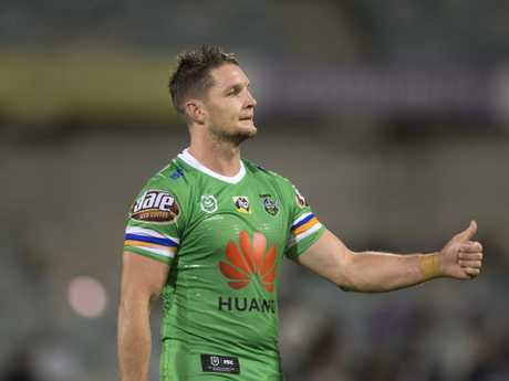 Jarrod Croker is expected to be right to play.