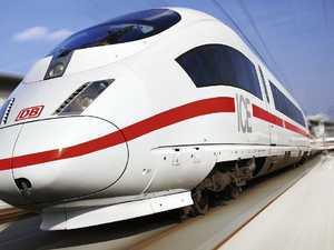 Hi-tech rail promises insane speed