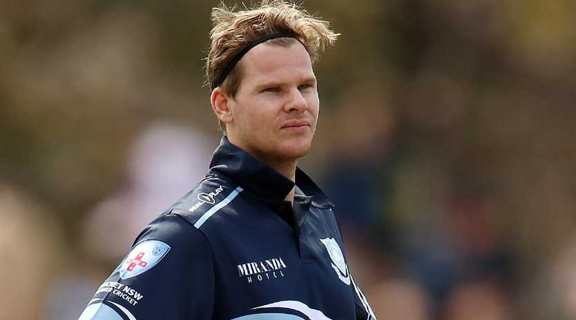 Steve Smith may get the chance to captain Jhye Richardson one day.