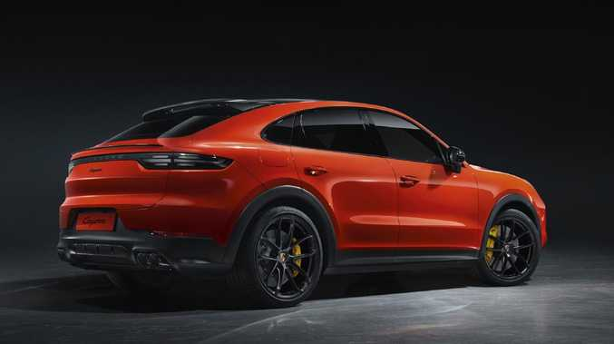Porsche's bold new SUV with coupe inspiration