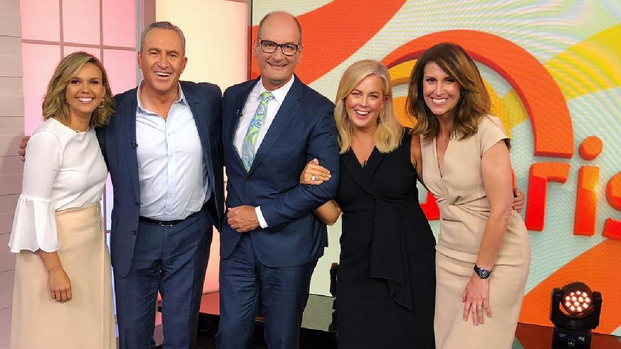 Sunrise is dominating the Today show in TV ratings so far this year.