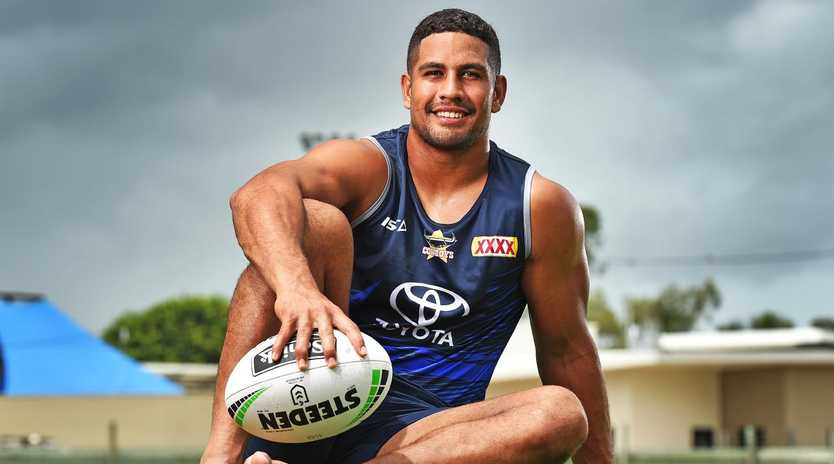 North Queensland Cowboys player Nene Macdonald. Picture: Zak Simmonds