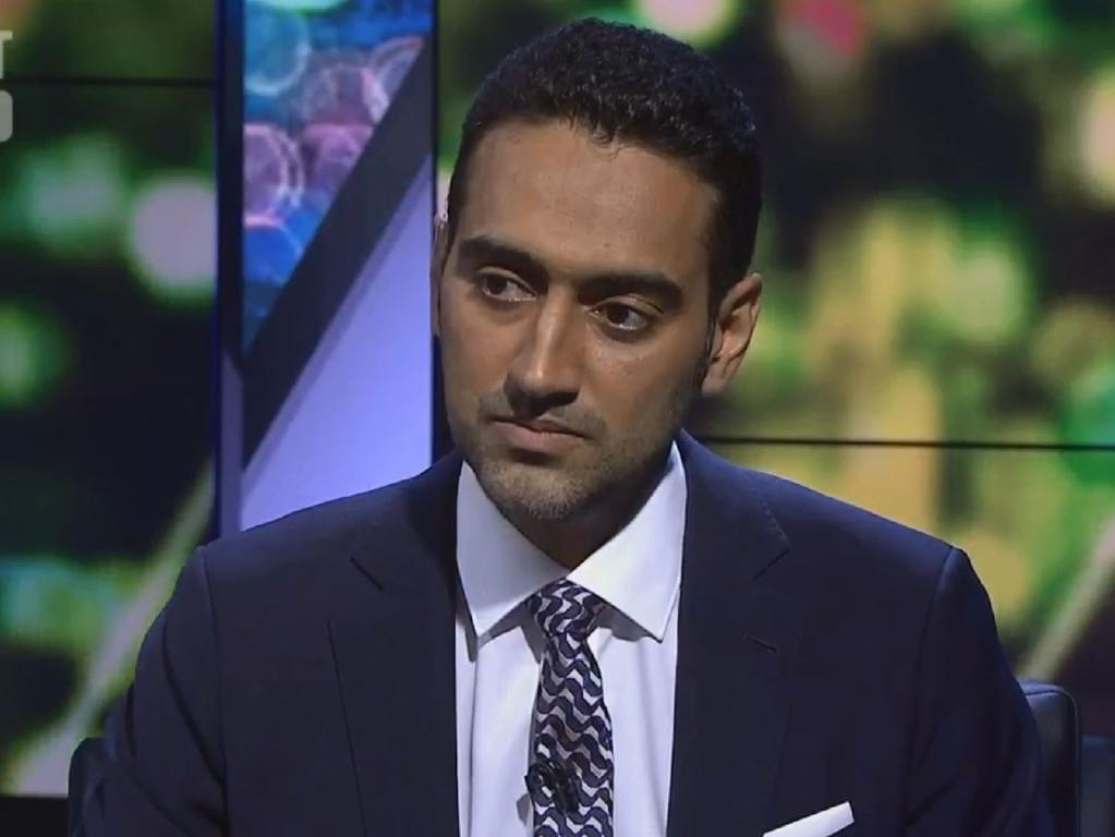 Waleed Aly grills the PM.