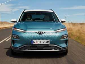 Hyundai launches electric car with 400km range