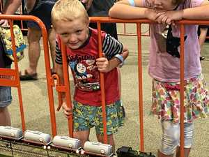 PHOTO GALLERY: Did we snap you at the train expo?