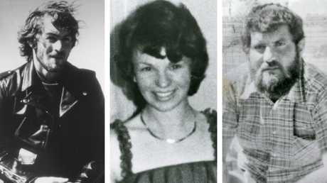 Gordon Twaddle, Karen Edwards and Tim Thomson were shot dead near Mt Isa in 1978.