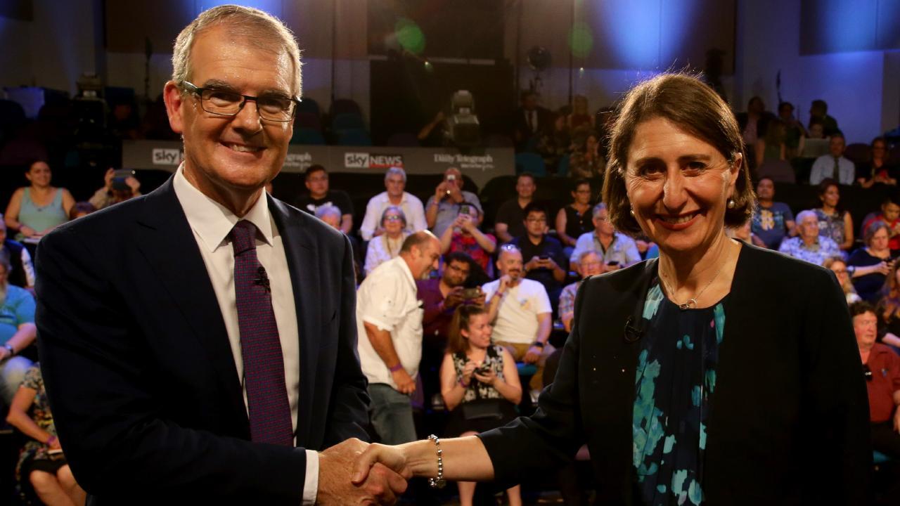 Berejiklian heckled at polling place | Sunshine Coast Daily