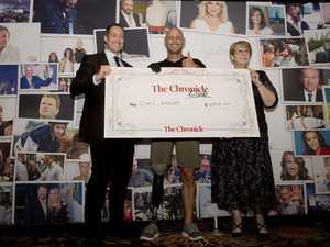 Survivor inspires Chronicle Club