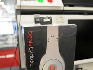 Woman stole headphones because of financial stress