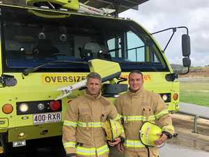 Change of scenery suits new firies