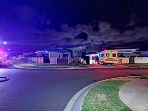 Two people escape New Auckland house fire