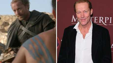 Ser Jorah Mormont. Picture: HBO/Getty Images