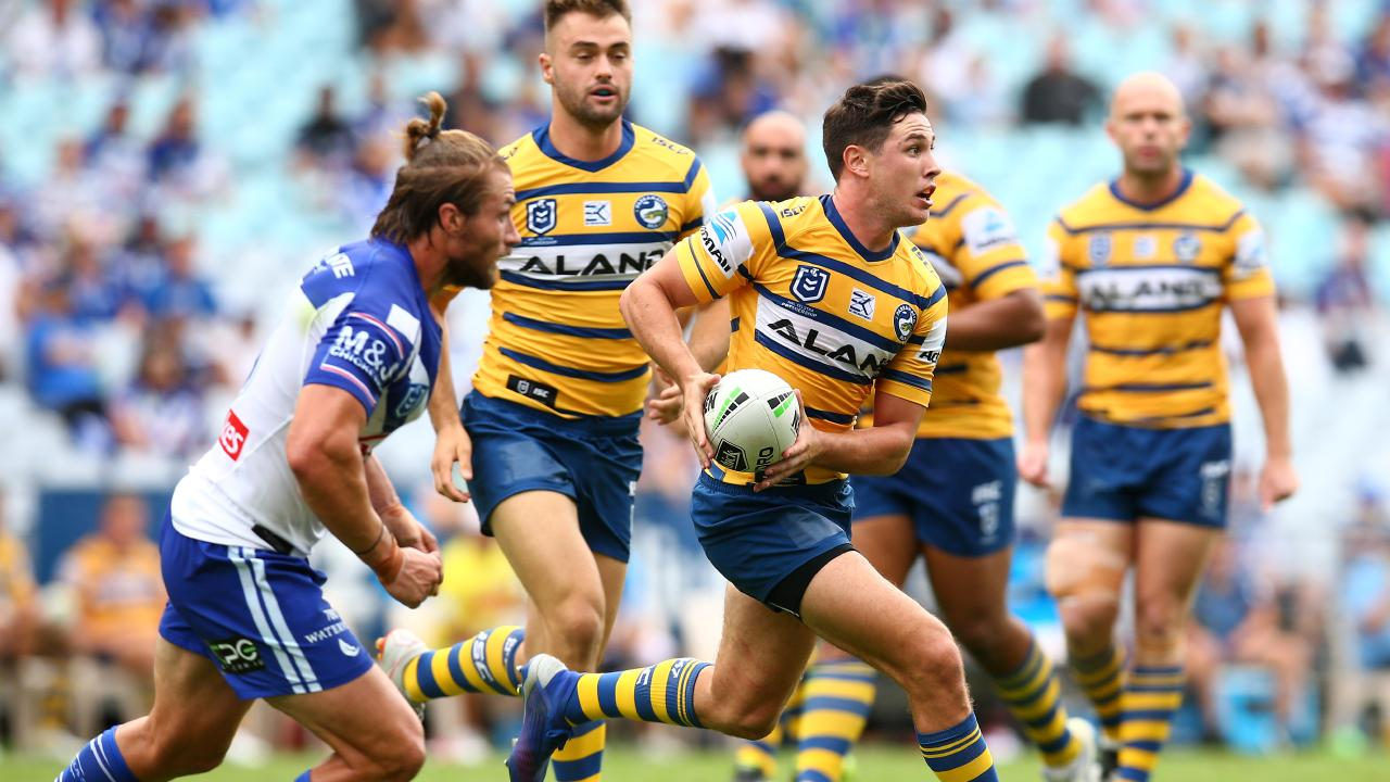 The Eels are on the improve. Photo by Jason McCawley/Getty Images.