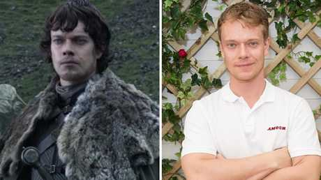 Theon Greyjoy. Picture: HBO/Getty Images