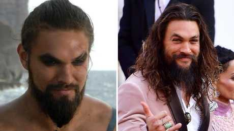 Khal Drogo. Picture: HBO/Getty Images