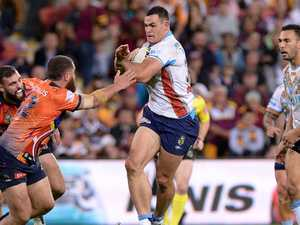 Titans boom forward's shock defection