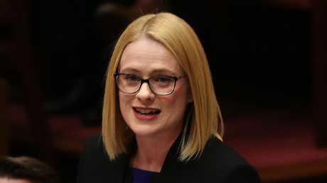 Senator Amanda Stoker. Picture: Kym Smith