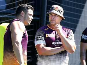 Brisbane turn up the heat as Dragons loom