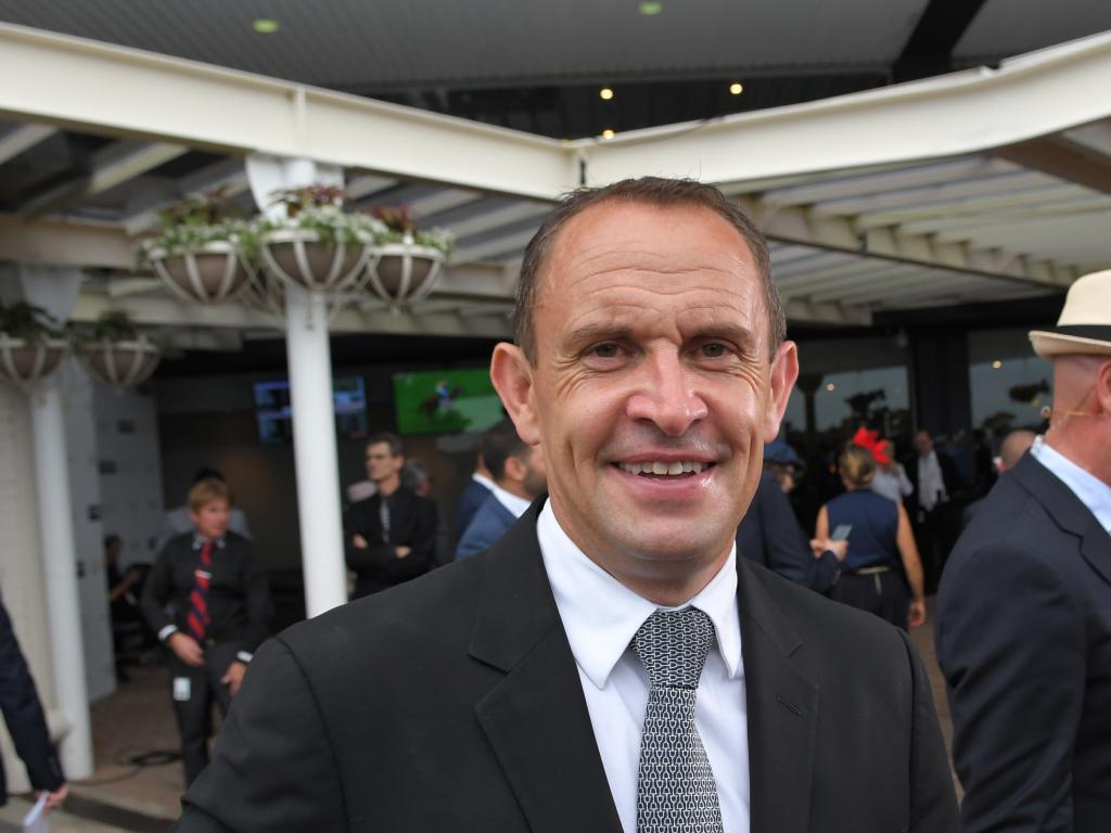 Trainer Chris Waller is within three of 100 Group 1 wins. Picture: AAP