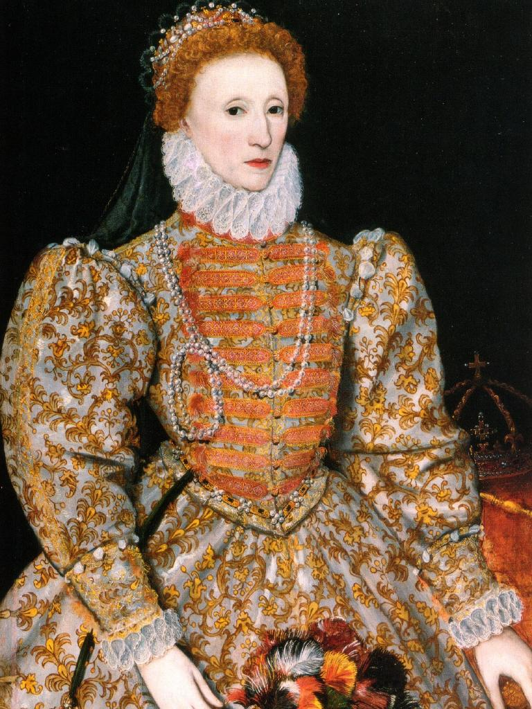 uranyi's highest guide is Queen Elizabeth I (September 7, 1533 - March 24, 1603), who, she says, only intercedes on the most crucial matters.