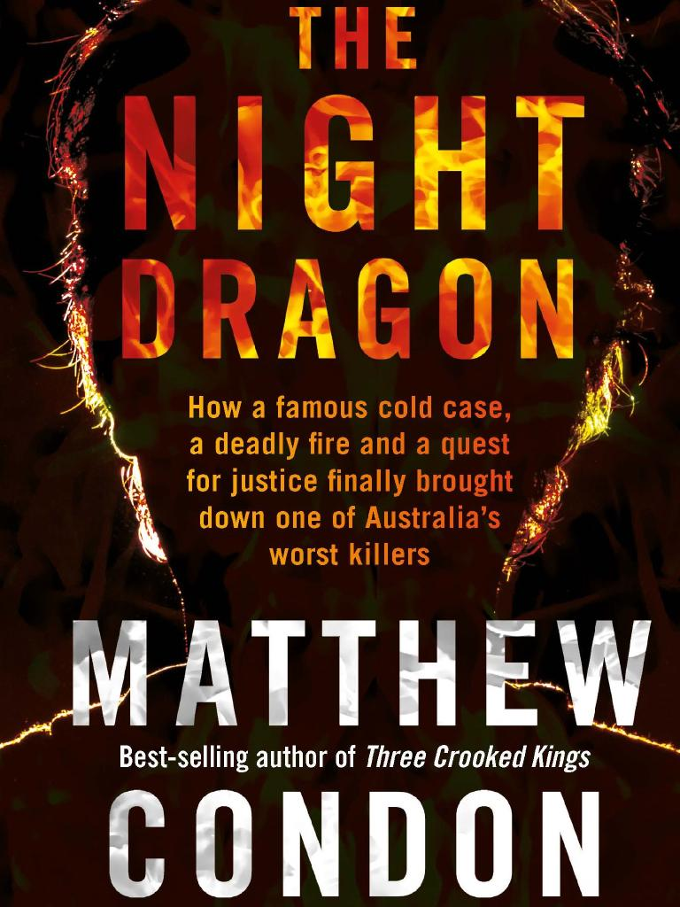 The Night Dragon by Matthew Condon, University of Queensland Press