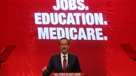Medicare, Medicare, Medicare. Picture: Kym Smith