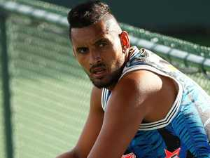 Kyrgios's cold lack of respect for Fed