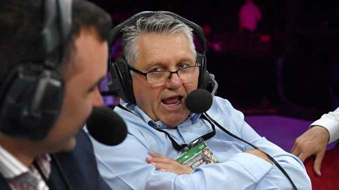 2GB radio host Ray Hadley said he would not comment. Picture: AAP
