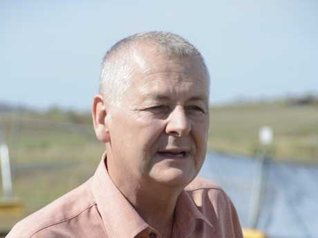 RSPCA Queensland CEO Mark Townend said the organisation was still about $2 million short of the target needed to fully build the shelter at Wellcamp.