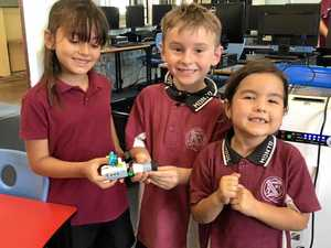 School cracks the code with Coding Club