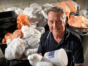 Meet the Gympie businessman turning plastics to prosthetics