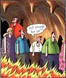 Gary Larson cartoon