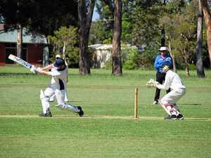 Cricket: Nanango v Kumbia