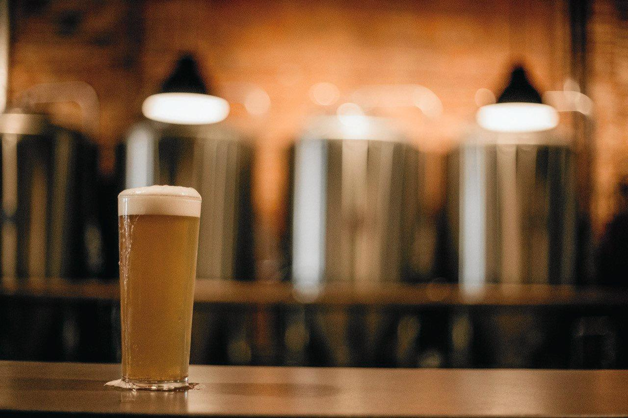 Headricks Lane will serve a range of craft beers on tap brewed in-house only metres from the bar.
