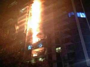 Deadline looms for building fire safety reports