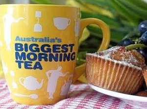 Australia's Biggest Morning Tea giant mug will travel Qld