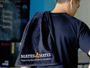 Mates4Mates launches new merchandise to support our Diggers