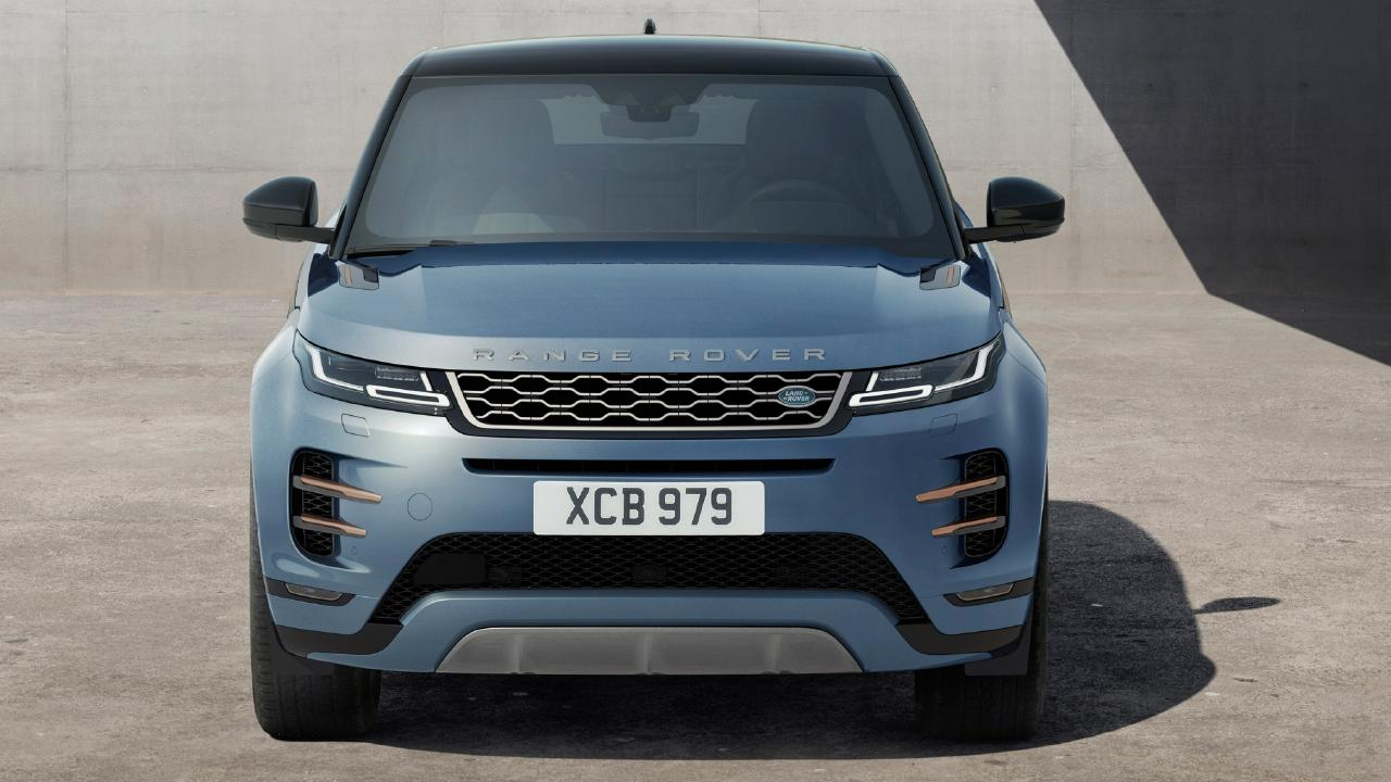 The Evoque is Range Rover's best selling model.