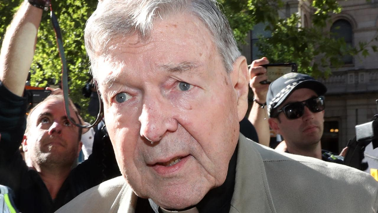 George Pell's cellblock neighbours from hell have been revealed. Picture: AAP Image/David Crosling