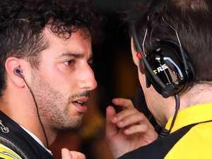 Hits keep coming for Daniel Ricciardo