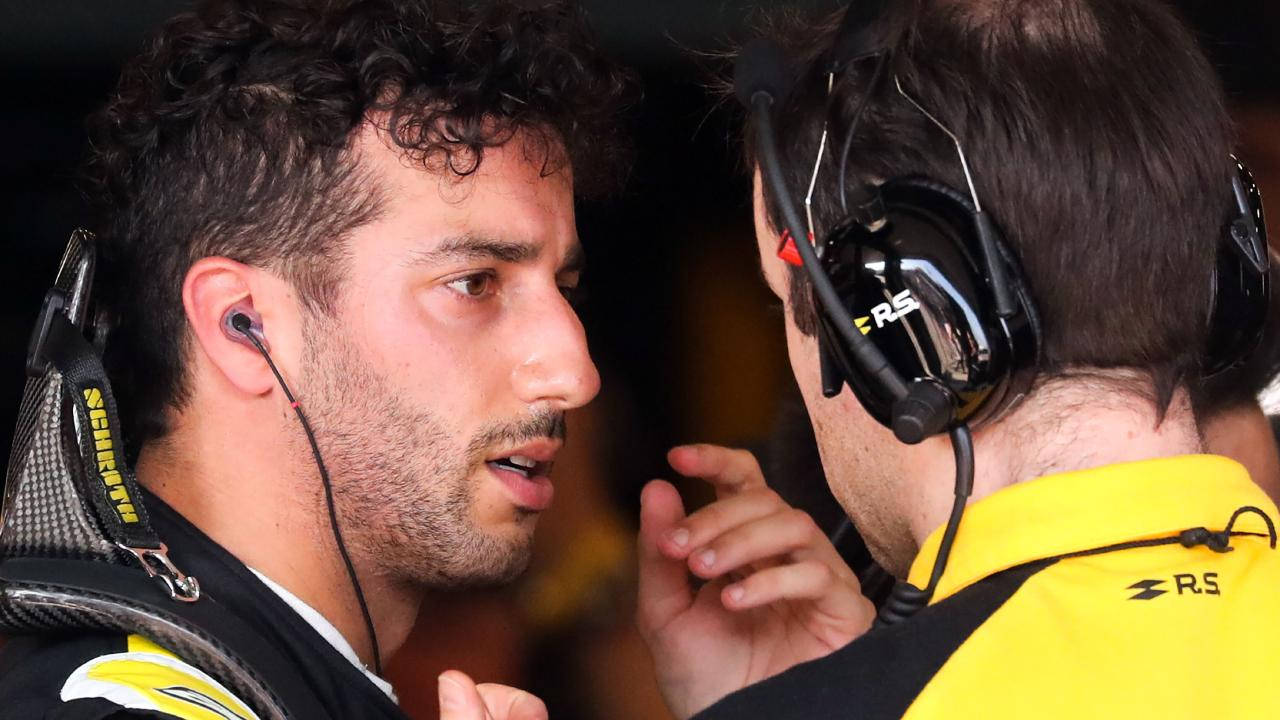 Daniel Ricciardo just needs to forget about the Red Bull hype.