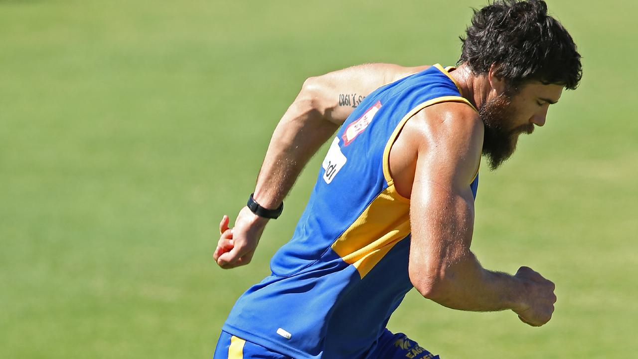 Josh Kennedy could return this week. Picture: Getty Images
