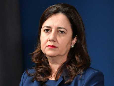 Time is running out for Premier Annastacia Palaszczuk to become a proactive leader.