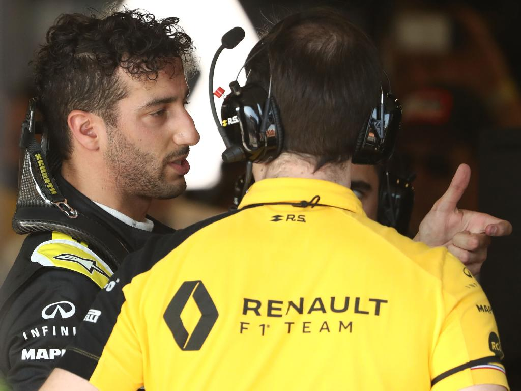 Everything that could go wrong for Ricciardo in Melbourne did go wrong.
