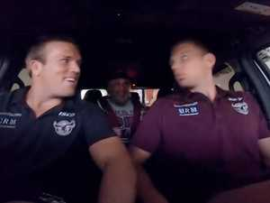 Matty Johns pulls off all-time prank